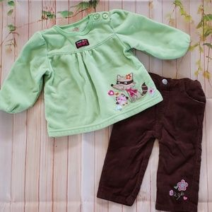 💥2/$4💥 Carters outfit